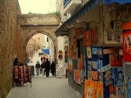 La médina d'Essaouira, les remparts d'Essaouira, le port de Mogador