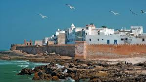 La médina d' d Essaouira