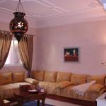 villa vendre Essaouira immobilier : salon