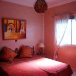 villa vendre Essaouira immobilier : la véranda : chambre à couché