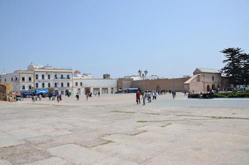 Place Moulay Hassan à essaouira, à ma médina, Essaouira